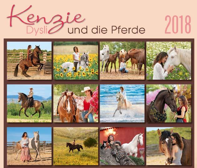 BOISELLE カレンダー2018 Mサイズ Kenzie Dysli (ケンジー ディジリ)