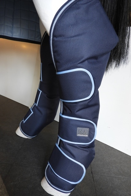 USG Traveling Boots